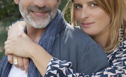 Avy MARCIANO (SACHA) et Anne DECIS (LUNA) - Plus Belle La Vie, Prime N°16, les acteurs Avy MARCIANO (SACHA) et Anne DECIS (LUNA)