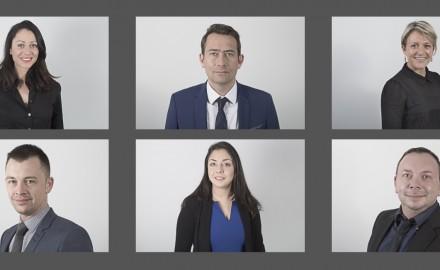 Portraits corporate groupe Izimmo