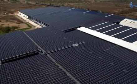 Cap Vert Energie, centrale solaire, méditourbe