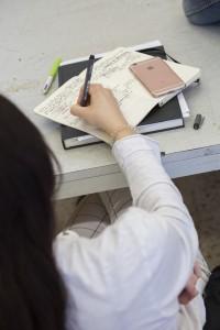 France, Bouches-du-Rhône, Marseille, Campus de Luminy, Université Aix-Marseille, école nationale supérieure d'architecture de Marseille, ENSA-Marseille ou ENSA-M.
