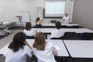 France, Bouches-du-Rhône (13), Marseille, Institut de Formation en Masso-Kinésithérapie de Marseille ou IFKM