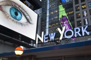 Etats-Unis, New York, Manhattan, Times Square
