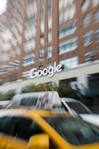Etats-Unis, New York, Manhattan, 76 9th Ave, siège de Google à New York dans le quartier de Chelsea
