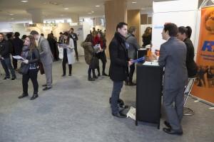 France, Bouches-du-Rhône, Marseille, Parc Chanot, palais des congrès et des expositions, salon forum de recrutement, Job Rencontres organisé par le magazine l'Express
