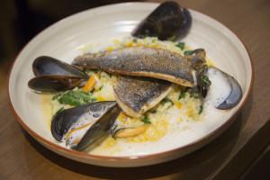 France, Bouches-du-Rhône (13), Marseille, Radisson Blu Hotel Marseille Vieux Port, restaurant le Quai du 7ème, chef des cuisines Laurent Skora