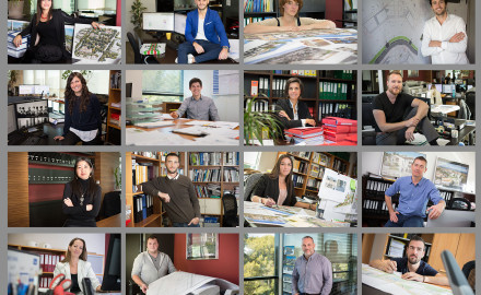 planche portrait corporate architecture