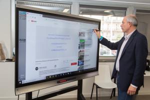 France, Bouches du Rhône (13), Marseille, World Trade Center, Centre d'affaire, City  center, BDL Document Story, sociiété spécialisée dans les métiers de l'impression numérique, des solutions de dématérialisation et d'archivage électronique