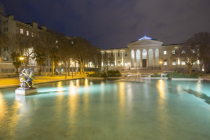 France, Bouches-du-Rhône (13), Marseille, Palais de justice de Marseille