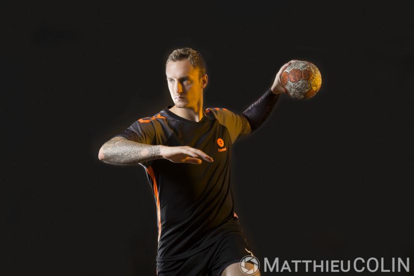 Valentin Porte Handball