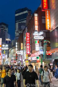 Japon, île de Honshu, région de Kanto, Tokyo, quartier de Shibuya, carrefour de Shibuya//Japon, île de Honshu, région de Kanto, Tokyo, quartier de Shibuya, carrefour de Shibuya