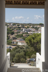 France, Bouches-du-Rhône (13), Lançon-Provence, Résidence Le Panoramique, 1001 vies habitat, Logis Méditerranée